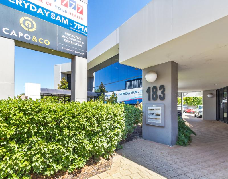 2/183 Scarborough Beach Road, Mount Hawthorn WA 6016